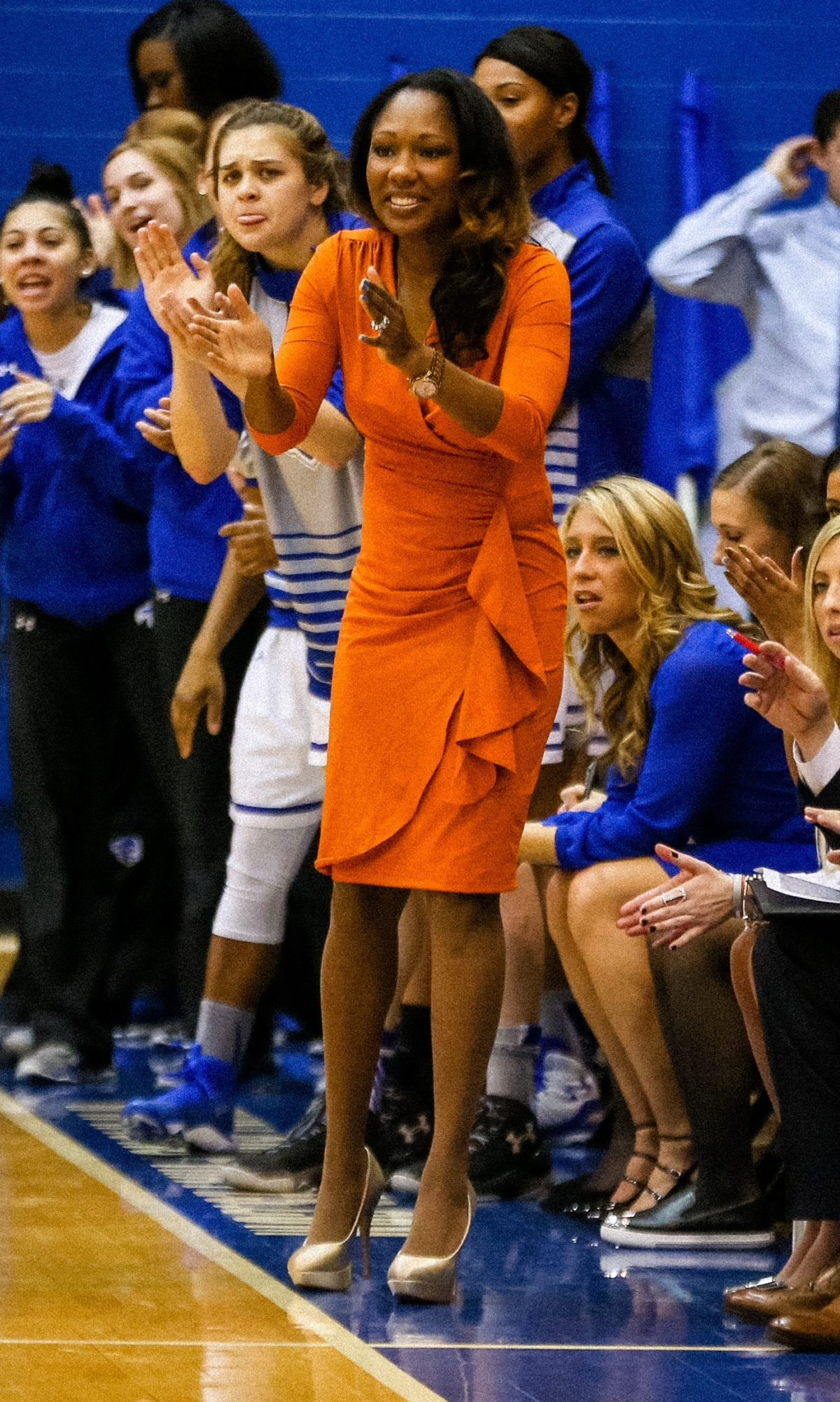 Mothers in Coaching: Tiffany Smart