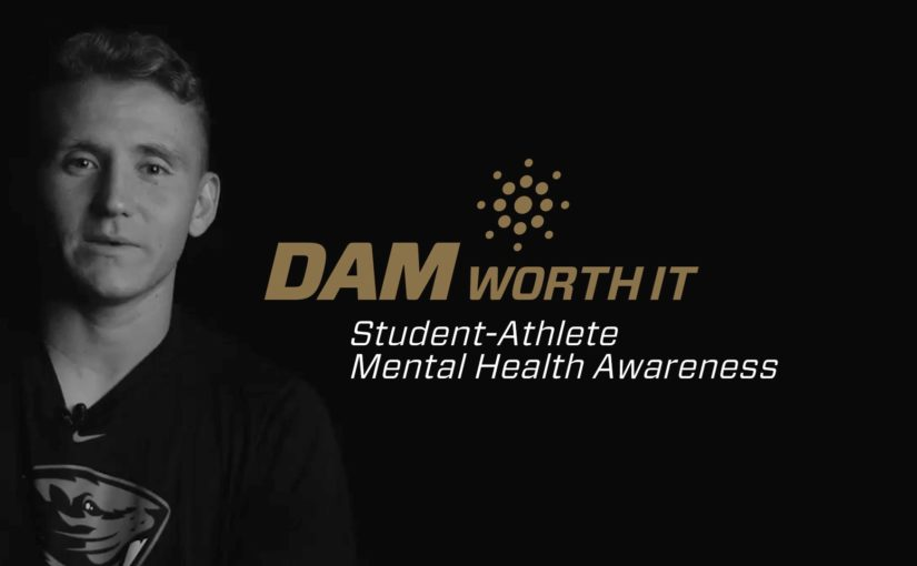 Oregon State Launches Student-Athlete Mental Health Campaign
